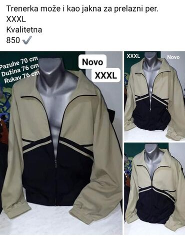 Nova trenerka XXXL