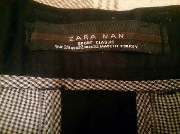 """Bakı şəhərində Плащевые брюки фирмы """"Zara"""", размер 29"""