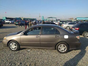 запчасти toyota corolla в Кыргызстан: Toyota Corolla 1.8 л. 2003   175000 км