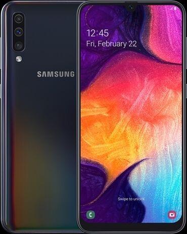 Samsung j 7 - Azərbaycan: İşlənmiş Samsung A50 64 GB göy