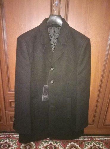 продаю новое мужское пальто размер  в Бишкек