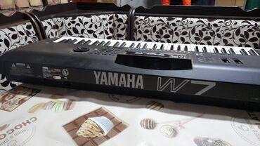 yamaha crypton 110 в Кыргызстан: Синтезатор профессиональной YAMAHA W 7