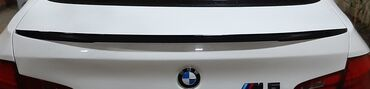 bmw 735 - Azərbaycan: BMW 528i F10 baqaj spoyleri orginal