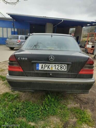 Mercedes-Benz C 180 1.8 l. 1999 | 286000 km