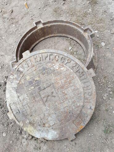 Канализационный люк 40 тонник