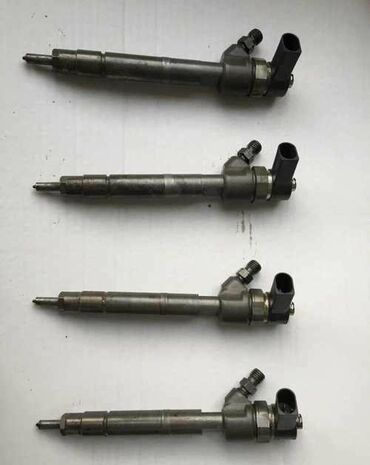 Форсунки на Спринтер, на 651й мотор, 8 штук, сняты из рабочей машины