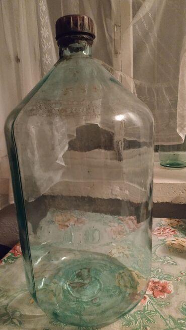 Продаю бутыли по 20 литров советские из качественного стекла с закр