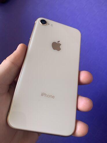 Б/У iPhone 8 256 ГБ Розовое золото (Rose Gold)