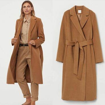 Продаю абсолютно новое пальто, от фирмы H&M, красивого цвета camel
