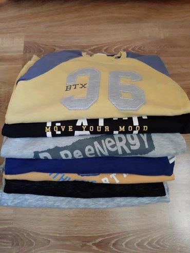 Dečija odeća i obuća - Barajevo: 7 dukseva za decaka velicina 10/12,svaki je jako ocuvan,bez ostecenja