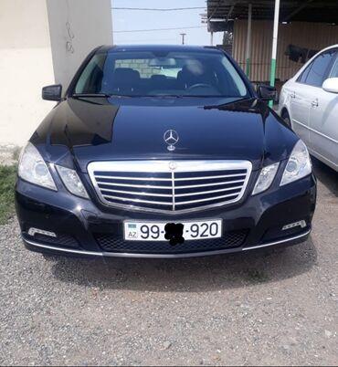 Mercedes-Benz - Gəncə: Mercedes-Benz E 200 2 l. 2010   215895 km