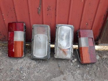 21 07 фары компект в Бишкек