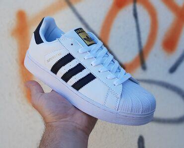 Adidas kupaci - Kraljevo: Adidas Superstar, NOVO (36 - 41)