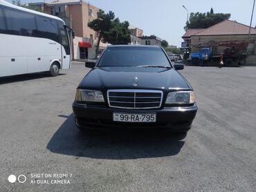 185 elan   NƏQLIYYAT: Mercedes-Benz C 230 2.3 l. 1999   370000 km