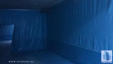 Bakı şəhərində İçməli su depolarının  mavi membranla hidroizolyasiyası