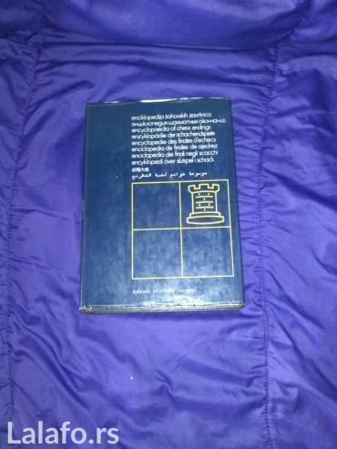 Enciklopedija sahovskih zavrsnica. U odlicnom stanju