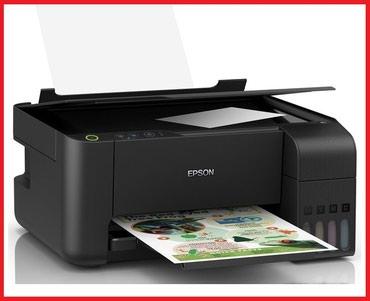 - Azərbaycan: Printer Epson L3101. Teze, 1il zemanet. Printer, Kseroks, Skayner