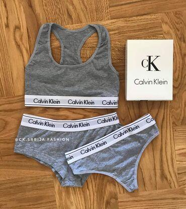 Calvin-klein - Srbija: Calvin Klein komplet sivi