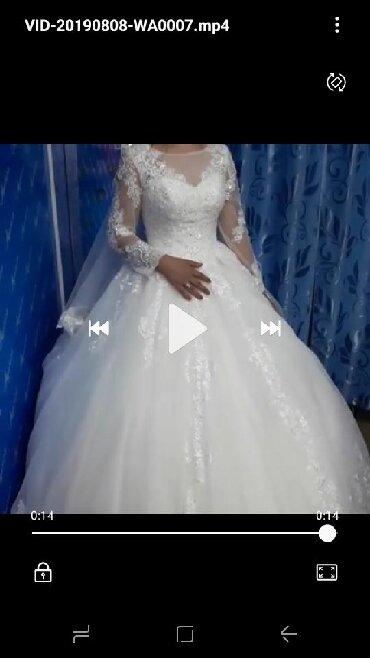 Свадебные платья и аксессуары - Кыргызстан: Сатам же прокатка берем