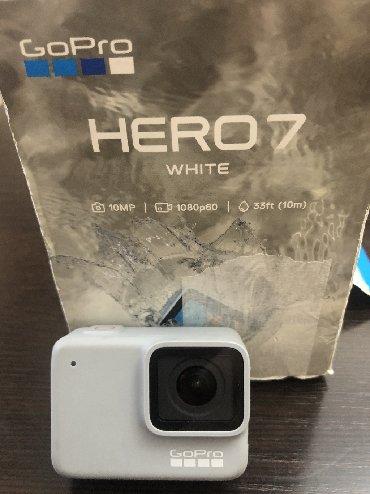 карты памяти uhs i u3 для gopro в Кыргызстан: Продаю практически новый GoPro 7 в полном комплекте (флешка 128гб