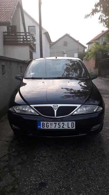 Lancia - Beograd: Lancia Ypsilon 1.2 l. 2001