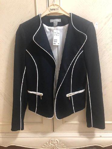 Пиджак новый H&Mразмер 36 (S) 6000c