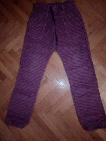Dečije pantalone veličina 12 - Backa Palanka