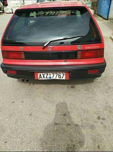 Honda Civic 1.2 l. 1989 | 300000 km