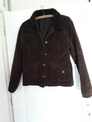 Jesenja-zenska-suskava-jaknica-broj-pisite-inox - Srbija: Zenska jesenja jaknica sa krznom,Brocat jeans Novi Pazar proizvodnja