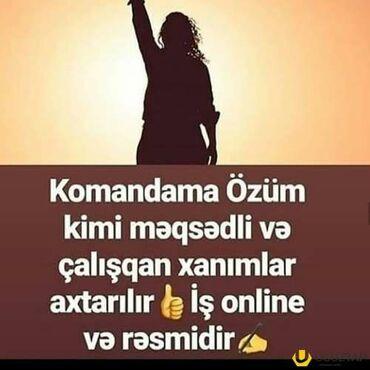- Azərbaycan: Şəbəkə marketinqi məsləhətçisi. Oriflame. İstənilən yaş. Natamam iş günü
