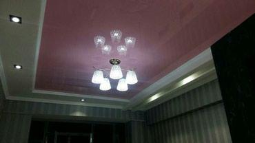 Ремонт квартир потолок кафель дек в Бишкек