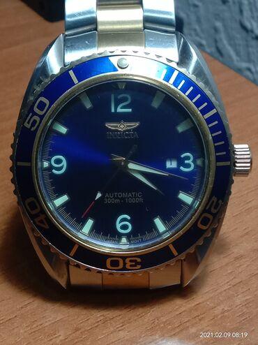 Продаю! Часы invicta pro diver mod. 4796, механические с