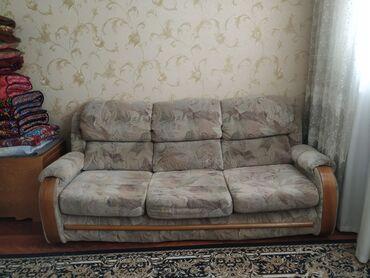 480 объявлений: Бесплатная доставка по г.Бишкек. Диван+ двухместное кресло + 2
