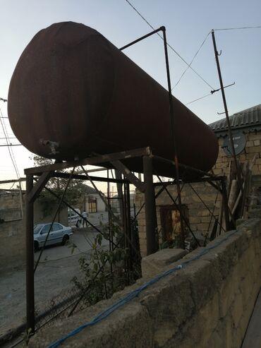 Bak - Azərbaycan: Təcili satılır su çəni 5 ton məzahir