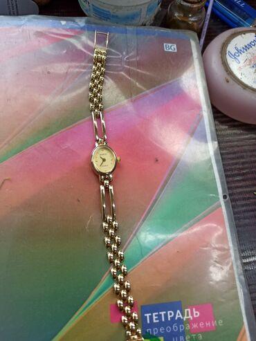скупка золота 585 пробы в Кыргызстан: Часы Женева,585,вес-18,83гр,, длина-20 см