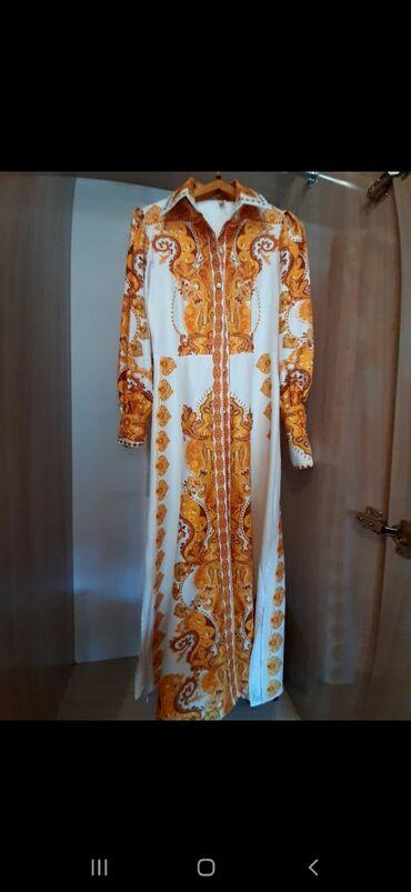 Платья - Джалал-Абад: Versace  Платье новое Отдам со скидкой