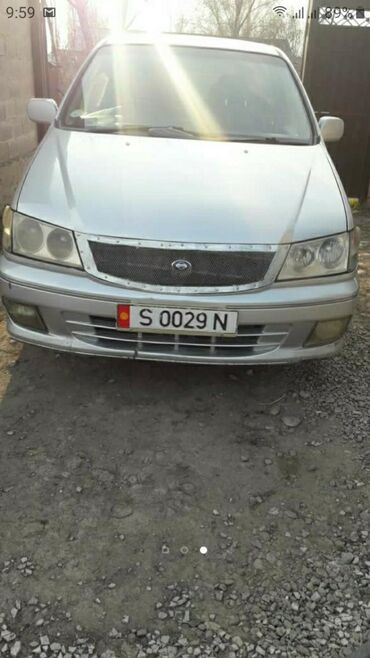 Nissan - Бишкек: Nissan Presage 2.4 л. 1998 | 270000 км