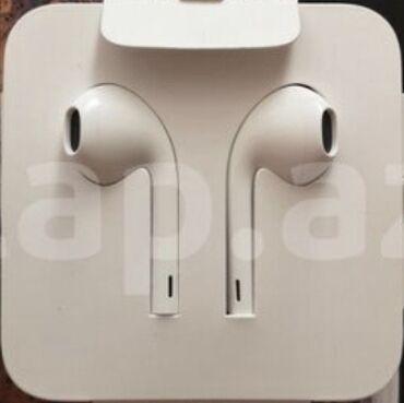 apple iphone se - Azərbaycan: Iphone SE 2020 qutudan cixma qulaqliq