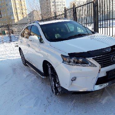 Lexus RX 3.5 л. 2013 | 100000 км
