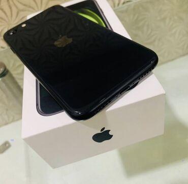 чехол iphone se в Азербайджан: Новый iPhone SE 2020 64 ГБ Черный
