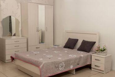 Спальный Гарнитуры  Шкаф 50 Кровать 140*200 Комод 45 Тумба 2шт 40