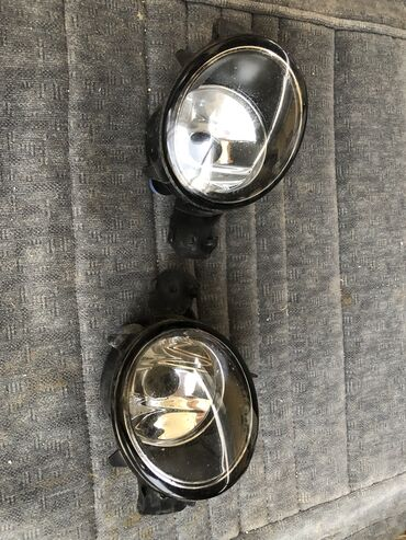 Продаю оригинальные туманные фары на BMW X5 E70