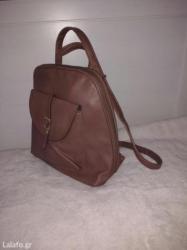 Γυναικεία τσάντα πλάτης. πολύ κομψή σε Αθήνα - εικόνες 4