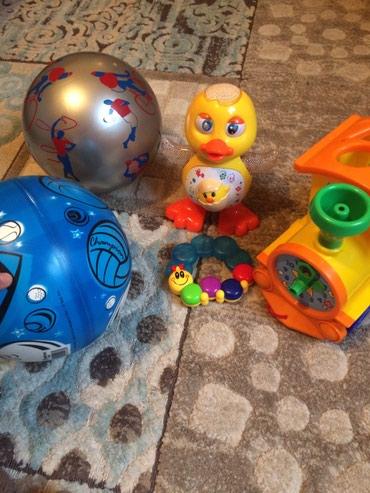 Детские игрушки за все 500. Все игрушки в Кок-Ой
