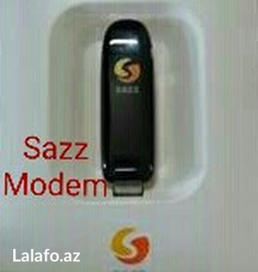 Sazz USP modem satilir. Ela ishleyir.Problemi yoxdu в Баку