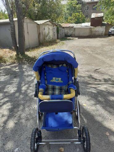 Продаю коляску в хорошем состоянии 3в1 зима и лето складывается люлька