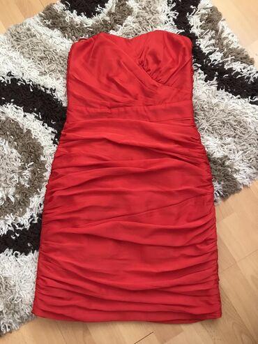 HM korset haljina, samodrzeća, ima silikon kod grudi. Nova. Prelepa