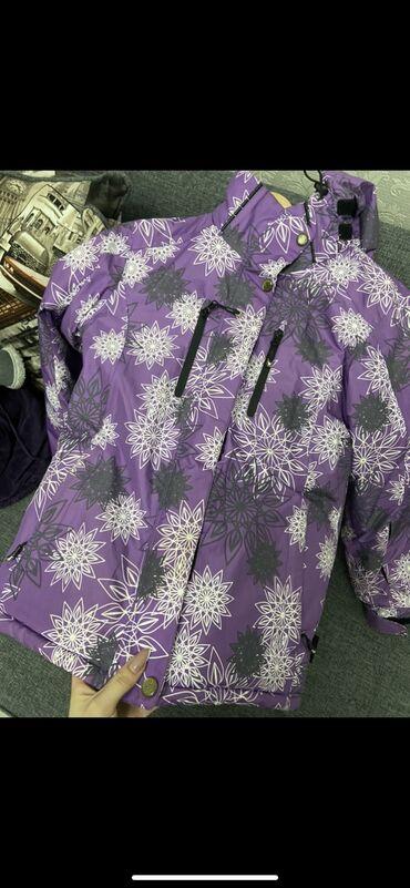 Продаю 2 горнолыжных костюма,размер первого (44-46) - 1500сом; размер
