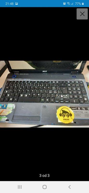 Acer laptop 5738Z