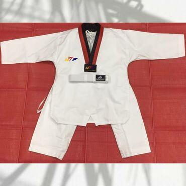 Спорт и хобби - Кок-Джар: Кимоно для ТАЭКВОНДО кимоно для тхэквондо кимоно для тренировок в